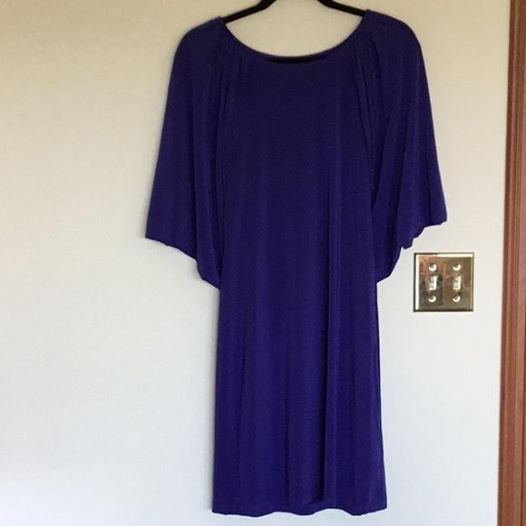 Trina Turk Dresses & Skirts - Trina Turk purple jersey dress